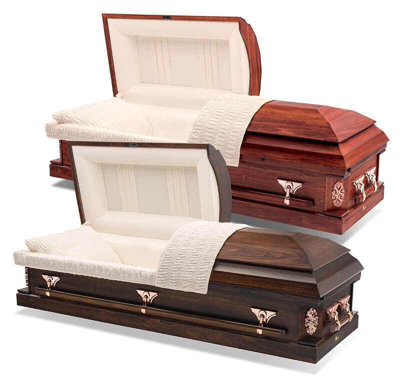 Dryden Hardwood Caskets
